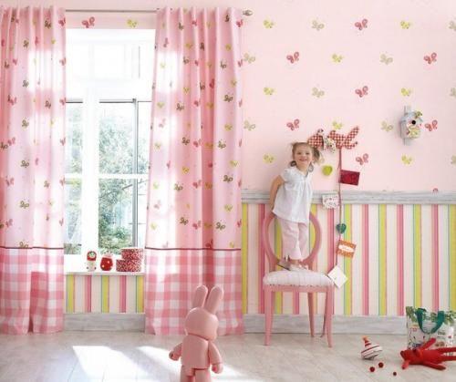 Розовые цвет обоев