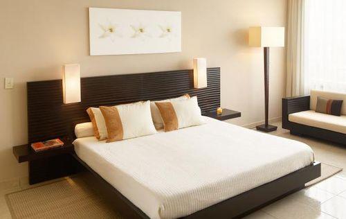 Красивый дизайн в спальне