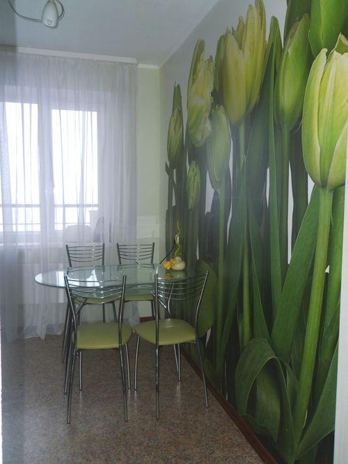Дизайн в зеленых тонах фото 9