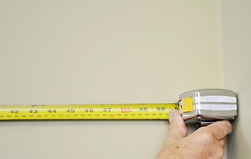 Измерение стен